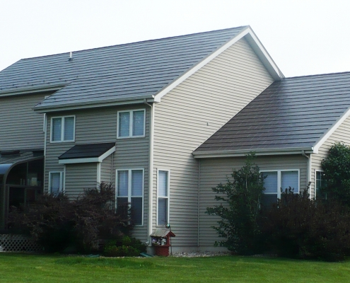 Metal Shingle Roof DeForest WI