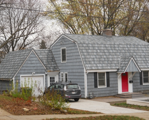 Metal Shingle Roofing Madison WI