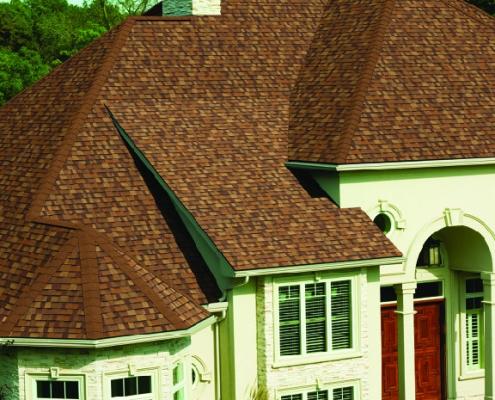 Owens Corning Duration Shingle Roof