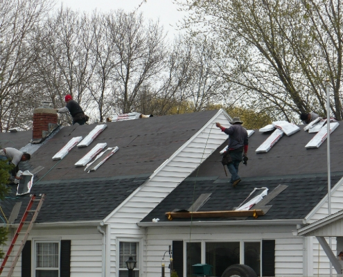 Residential Roofing Madison WI