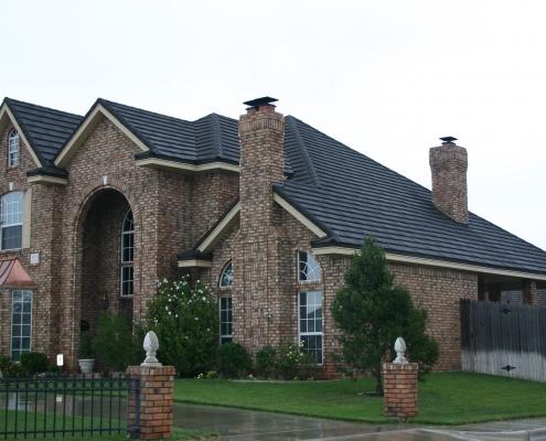 Stonecoat Roof